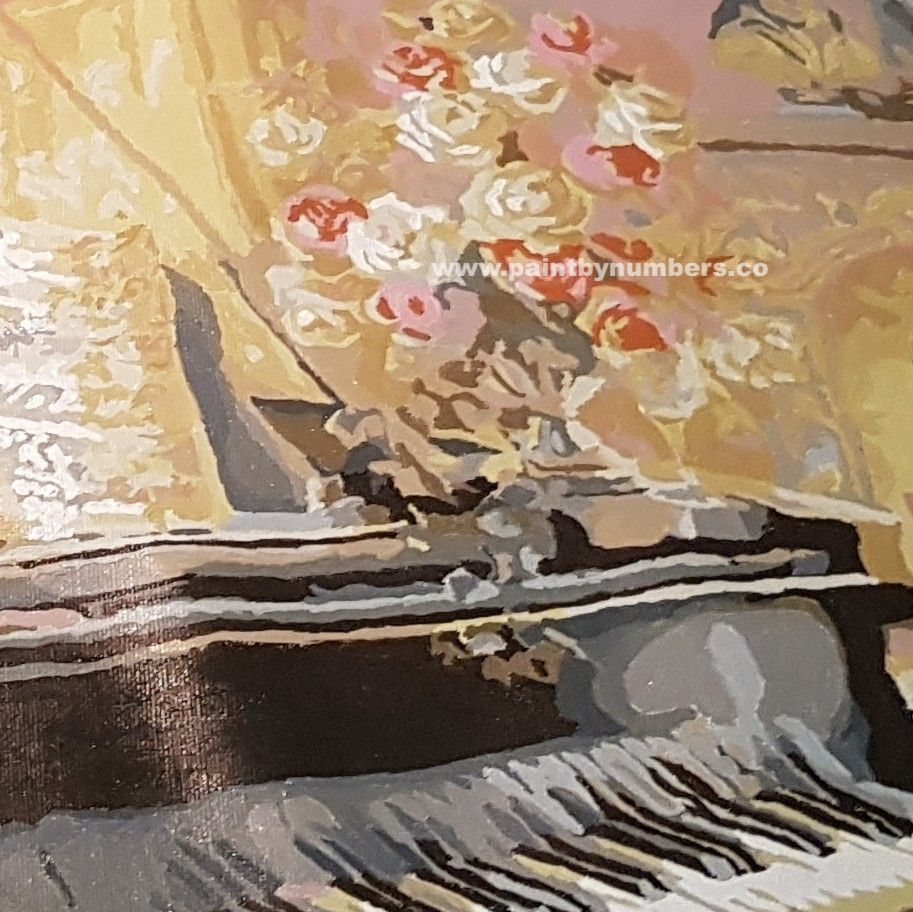 Piano in the evening6