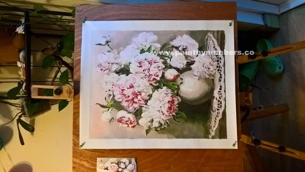 Pink and white peonies5