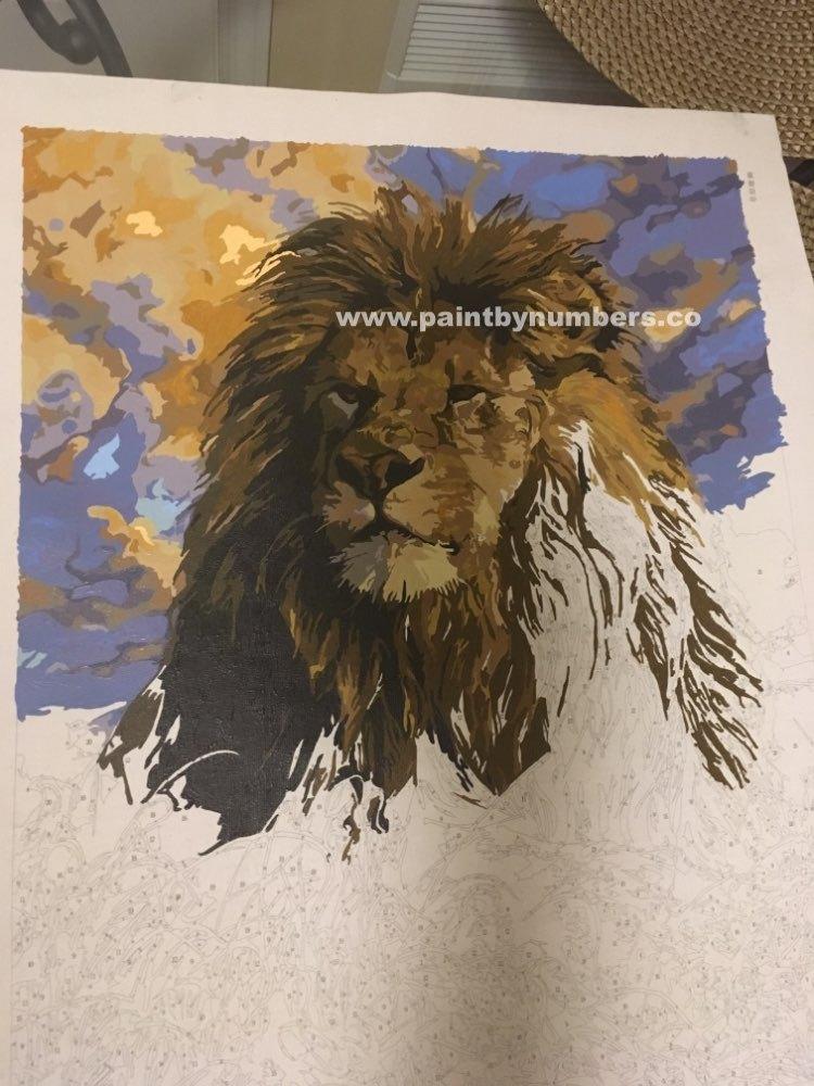 Proud Lion1