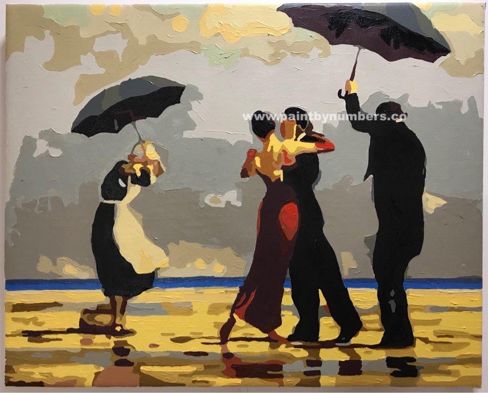 Tango Square under the rain02