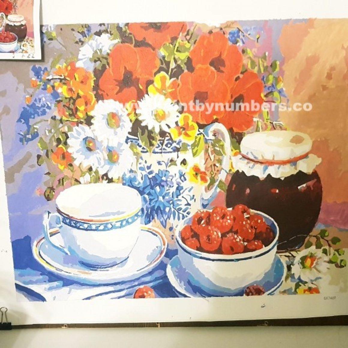 Tea and Fresh Jam4