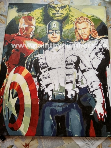 The Avengers0