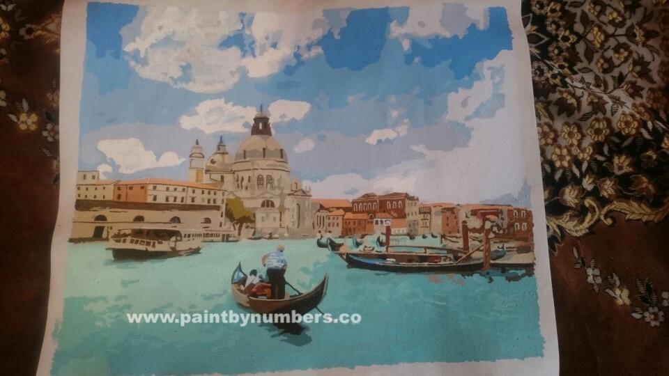 Venice Seascape10